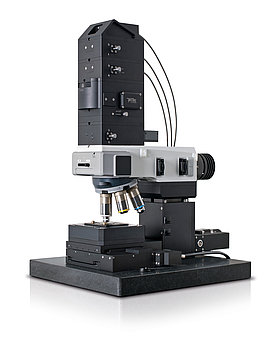 [Translate to German:] Modular designed microscopy