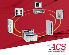 ACS Motion Control for Industrial Automation