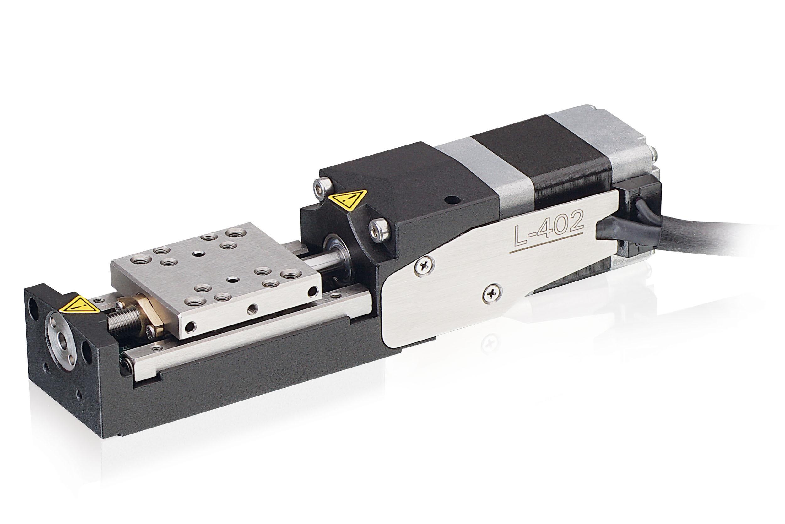 Kompakter Lineartisch Präzisions-Positionierer für Mikromontage und ...