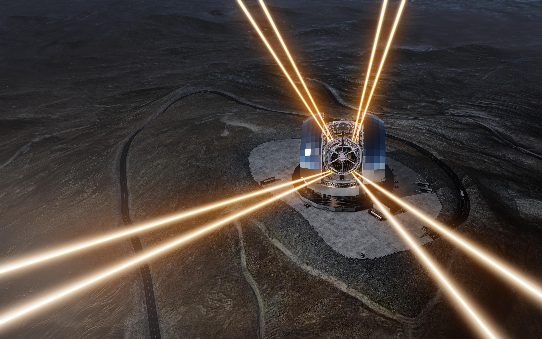 Die eso baut das größte teleskop der welt